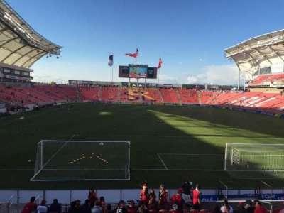 Rio Tinto Stadium secção 11