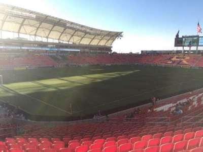 Rio Tinto Stadium secção 6