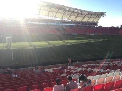 Rio Tinto Stadium secção 5