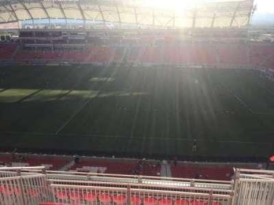 Rio Tinto Stadium secção 237