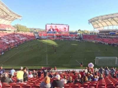 Rio Tinto Stadium secção 30