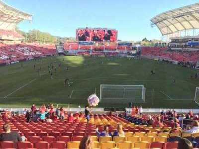 Rio Tinto Stadium secção 29