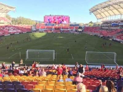 Rio Tinto Stadium secção 28