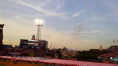 Angel Stadium secção F125
