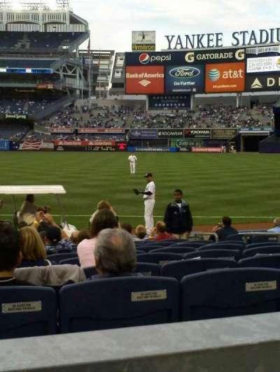 Yankee Stadium secção 113