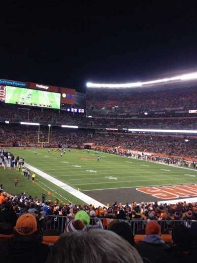 FirstEnergy Stadium secção 117