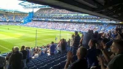 Stamford Bridge secção Matthew Harding Lower Block 15