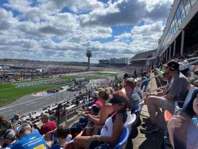 Charlotte Motor Speedway, secção: CHRY A, fila: 36, lugar: 12