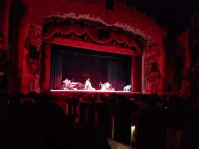 Akron Civic Theater, secção: Orchestra L, fila: G, lugar: 2