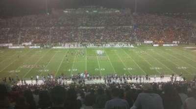 Aggie Memorial Stadium secção T