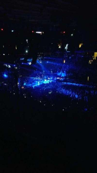 Madison Square Garden secção 225