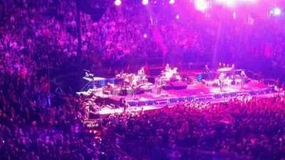 Madison Square Garden secção 227