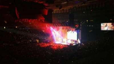 Madison Square Garden secção 208