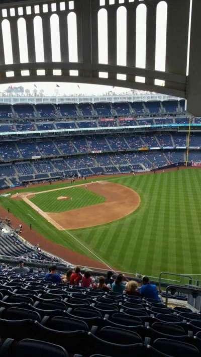 Yankee Stadium secção 409
