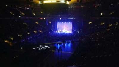 Madison Square Garden secção 206
