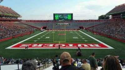 High Point Solutions Stadium secção 115