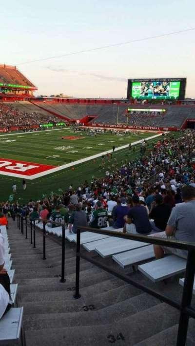 SHI Stadium secção 112