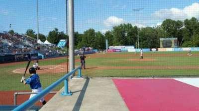 Dutchess Stadium secção 103