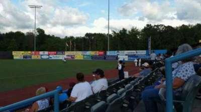 Dutchess Stadium secção 101.5