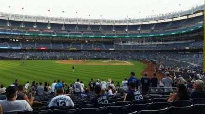 Yankee Stadium secção 134