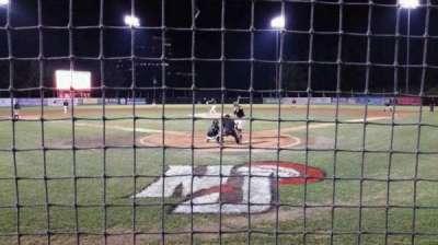 Yogi Berra Stadium, secção: I, fila: 1, lugar: 8