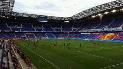 Red Bull Arena (New Jersey), secção: 104, fila: 12, lugar: 17