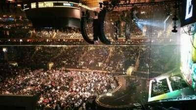 Madison Square Garden secção 213