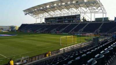 Talen Energy Stadium secção 119