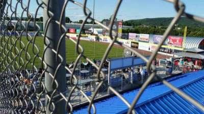 NYSEG Stadium secção 114