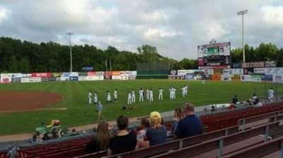 Dodd Stadium, secção: 3, fila: N, lugar: 11