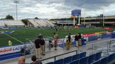 James M. Shuart Stadium, secção: 4, fila: J, lugar: 27