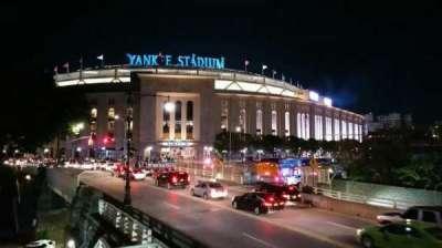 Yankee Stadium secção EXTERIOR