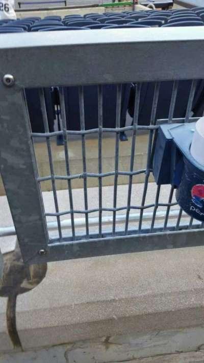 Yankee Stadium secção 117B