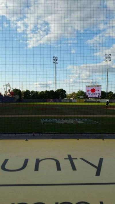 Richmond County Bank Ballpark secção 12