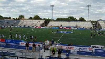 James M. Shuart Stadium, secção: 4, fila: T, lugar: 5