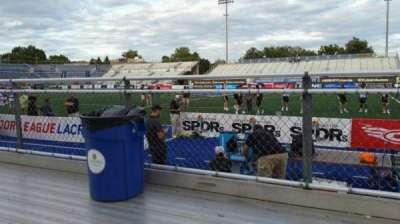 James M. Shuart Stadium secção 3