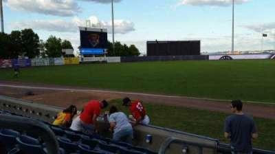 Richmond County Bank Ballpark secção 4