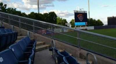 Richmond County Bank Ballpark secção 1