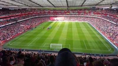 Emirates Stadium secção 123
