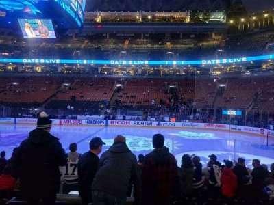 Scotiabank Arena secção 107