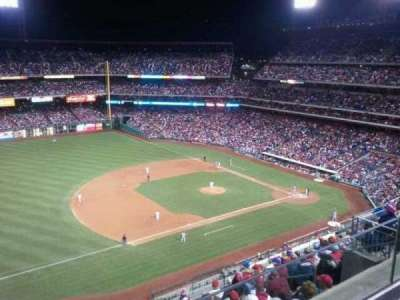 Citizens Bank Park secção 429