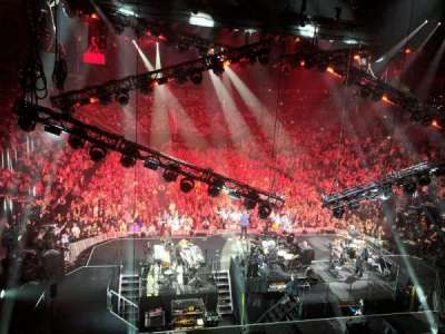 T-Mobile Arena secção 20