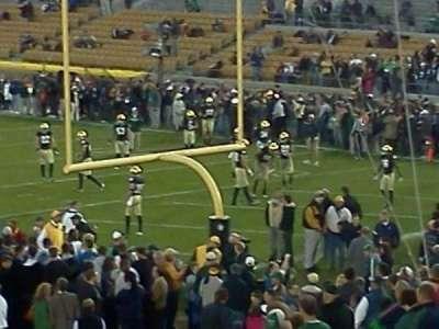 Notre Dame Stadium secção 3