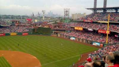 Citizens Bank Park secção 316
