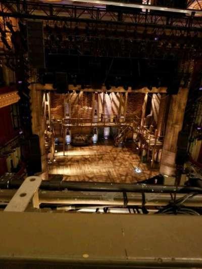 PrivateBank Theatre, secção: balcony lc, fila: A, lugar: 415