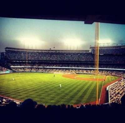 Dodger Stadium secção 167LG