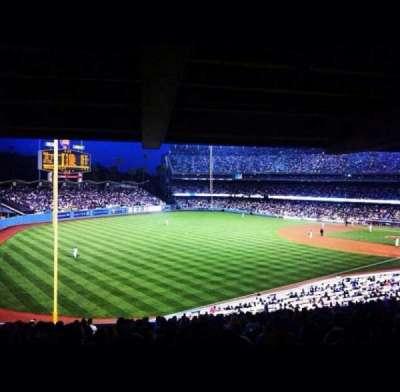 Dodger Stadium secção 157LG