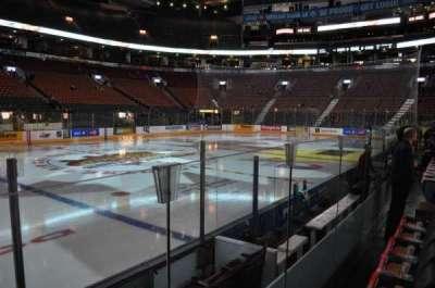 Scotiabank Arena secção 120