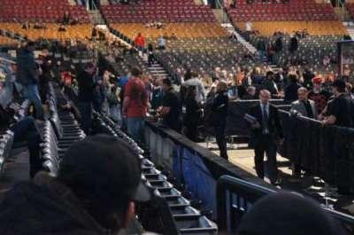 Scotiabank Arena secção 117