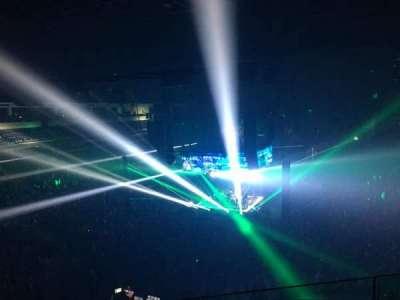 Infinite Energy Arena secção 201